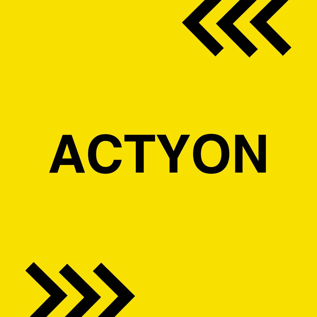 Actyon bot лого