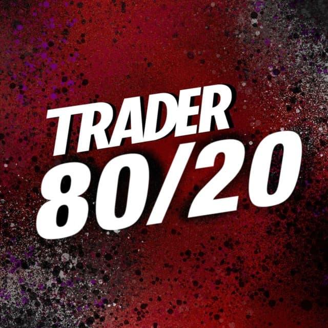 Лого trader 80/20