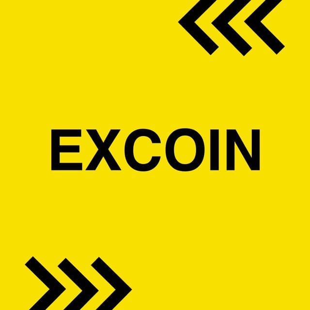 Excoin bot лого