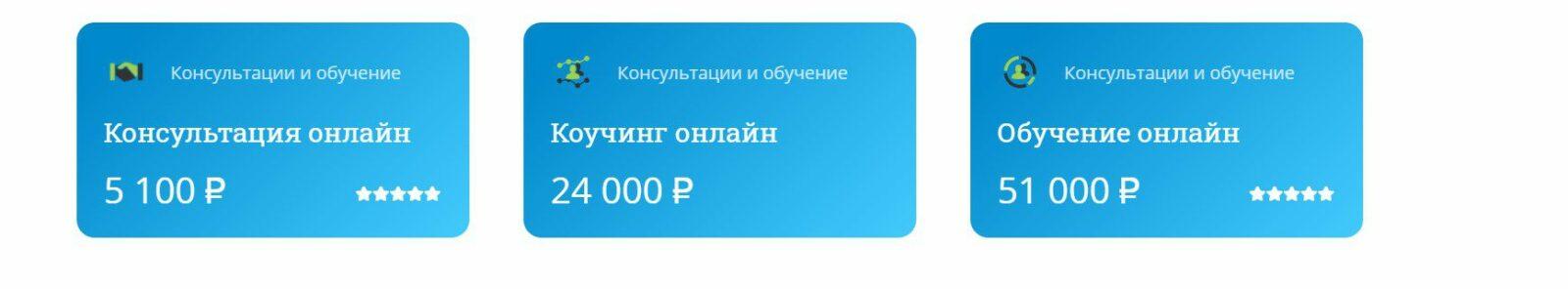 Цены Оксаны Гафаити