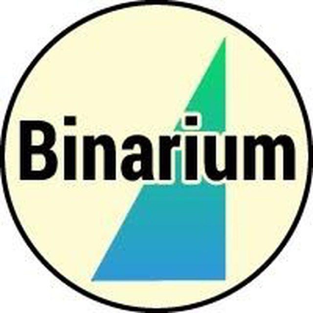 бинариум телеграмм