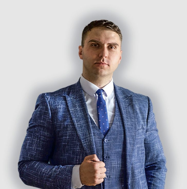 Трейдер-мультимиллионер Алексей Пронин