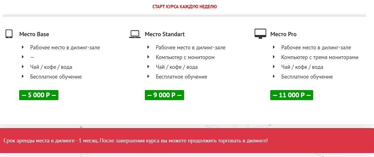 Стоимость обучения в академии Алексеева