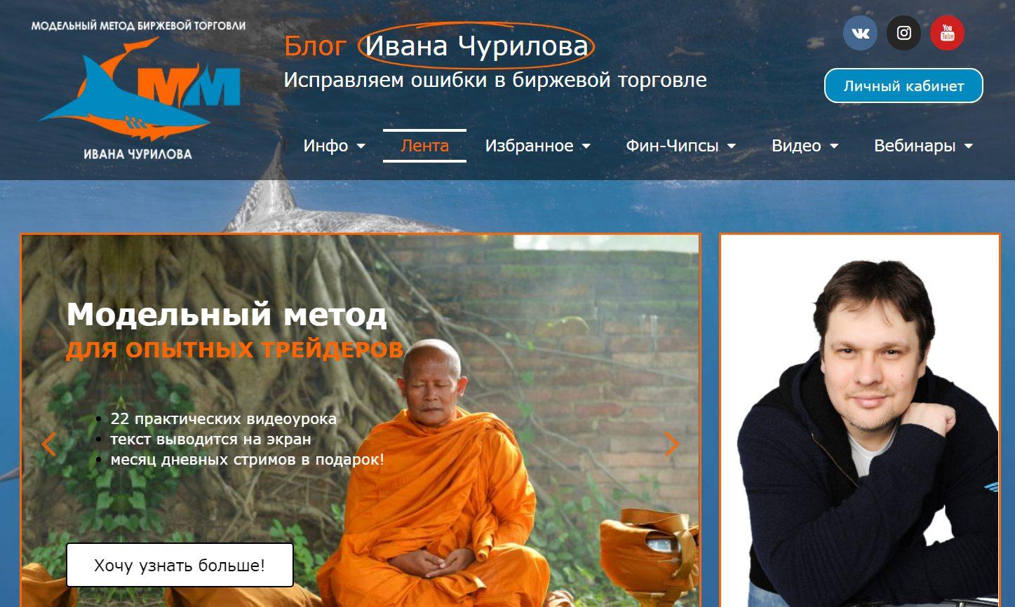 Блог Ивана Чурилова