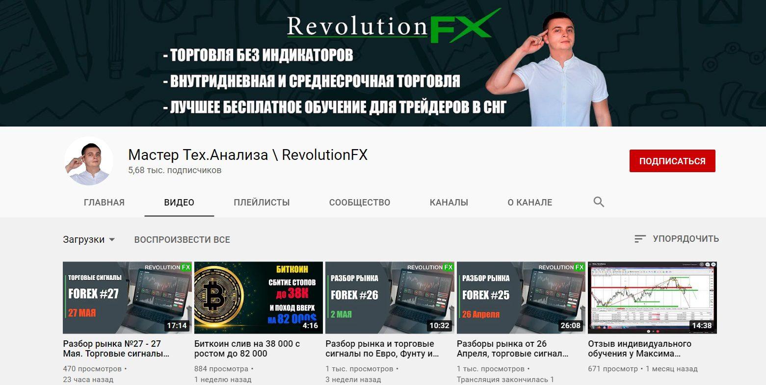 Курс Революция Форекс
