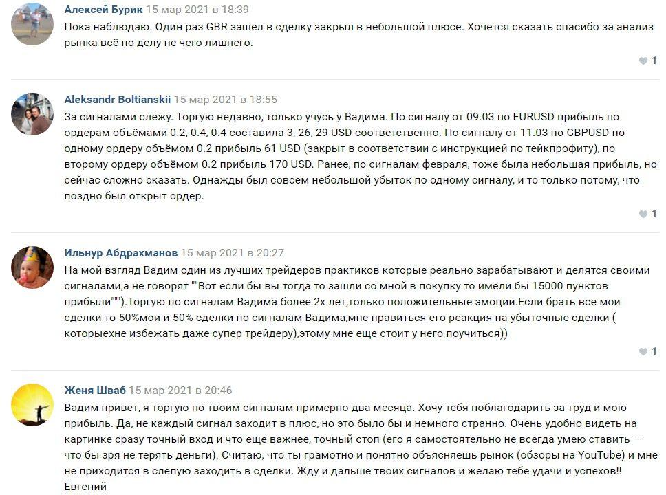 Отзывы о Вадиме Глазуне