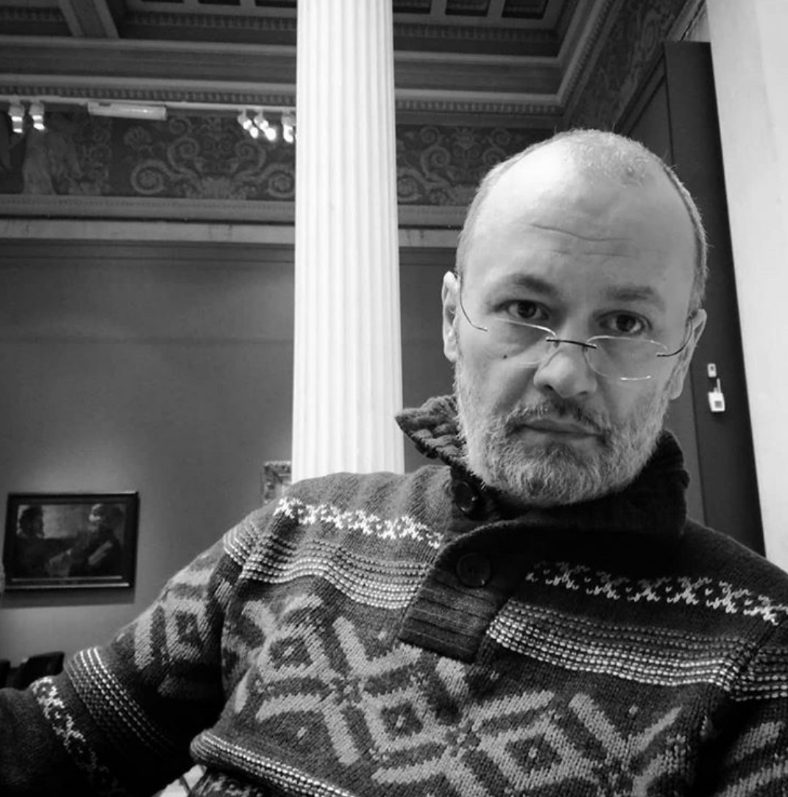 Трейдер Олег Клоченок