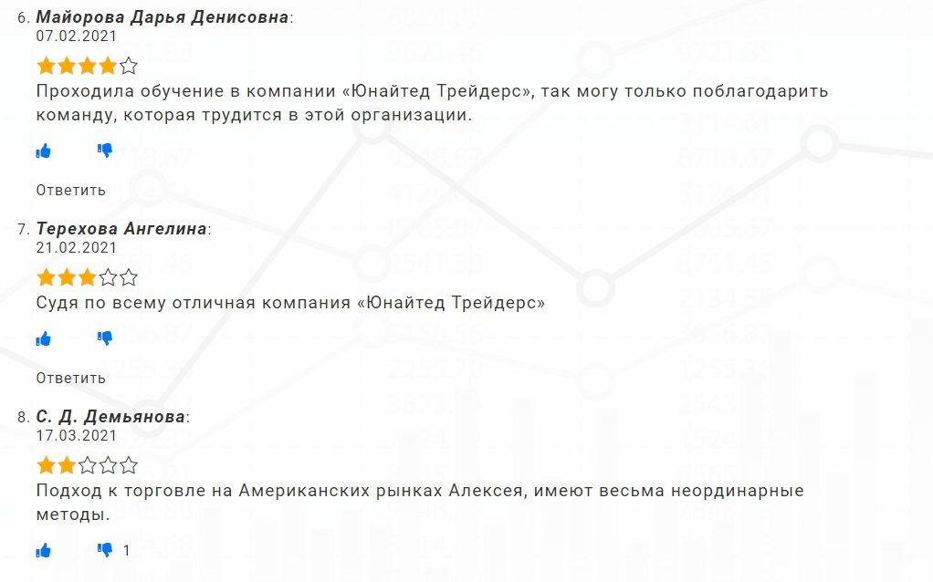 Алексей Марков отзывы