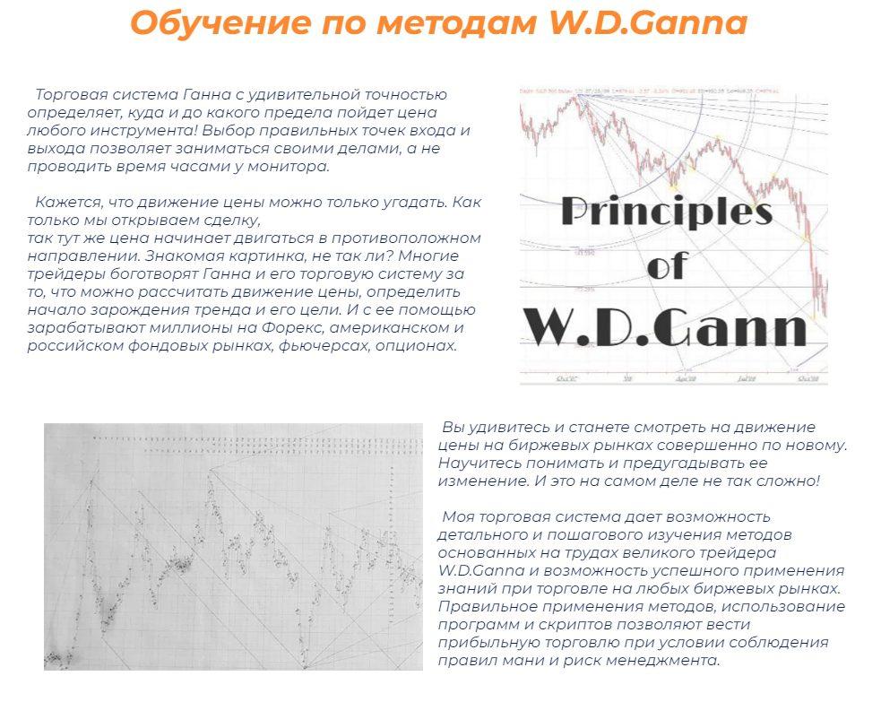 Обучение по методам W.D.Ganna у Кирилла Бровского