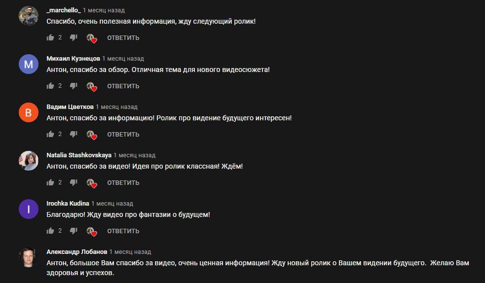 Реальные отзывы о работе Антона Полякова