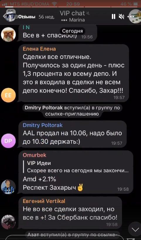 Трейдер Антон Чехов отзывы