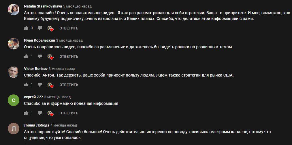 Трейдер Антон Поляков отзывы