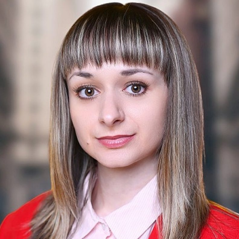 Трейдер Оксана Мащенко