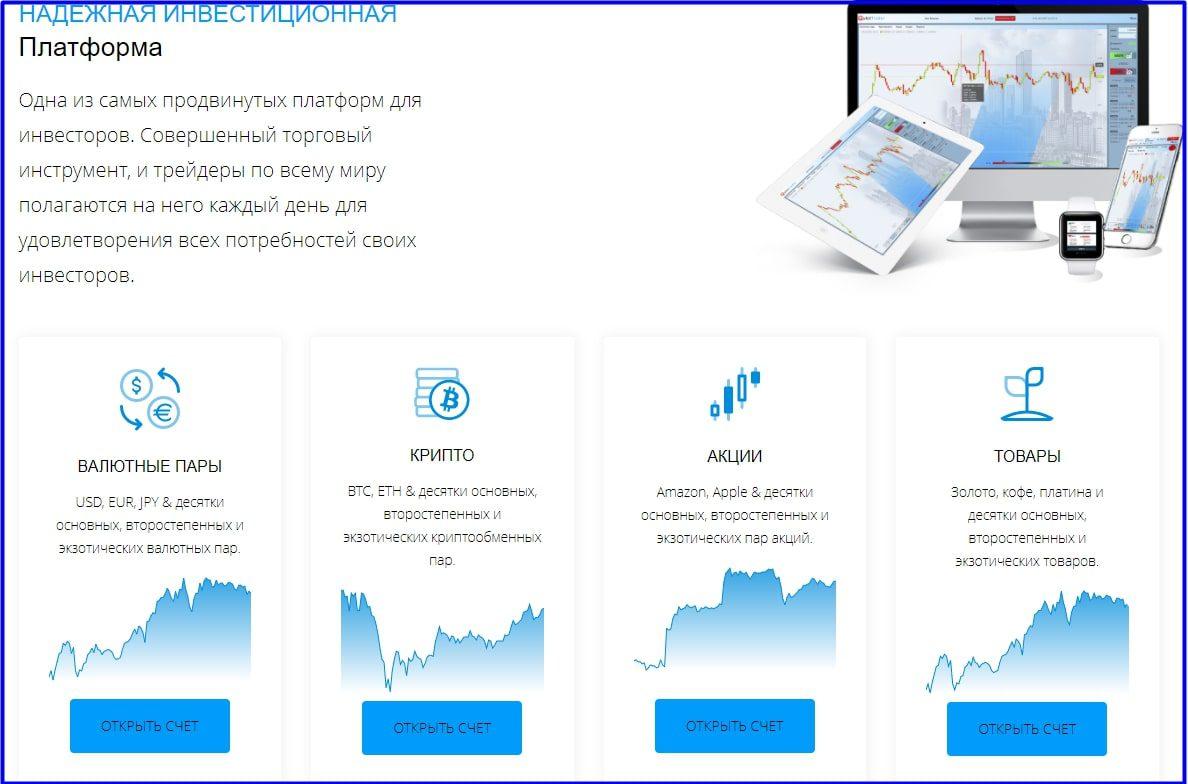 Платформа Qubit trader