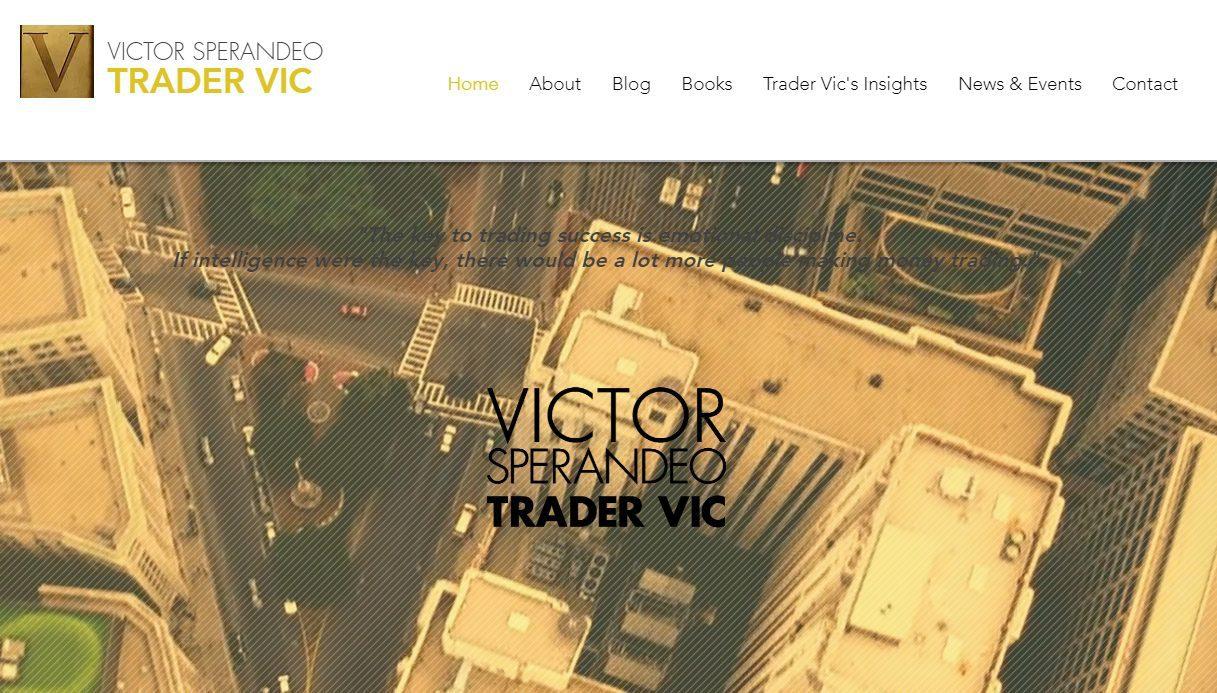 Trader Vic Виктора Сперандео