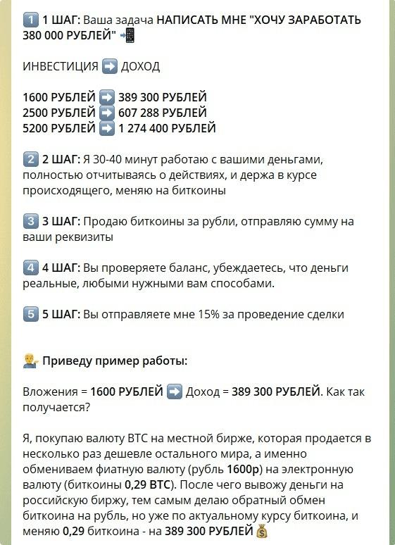 Инвестиционные схемы Дениса Астахова