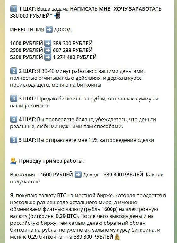Инвестиции и перспективы дохода от Станислава Акулова